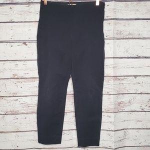 Everlane Pants Size 8 Black Womens Ankle Crop